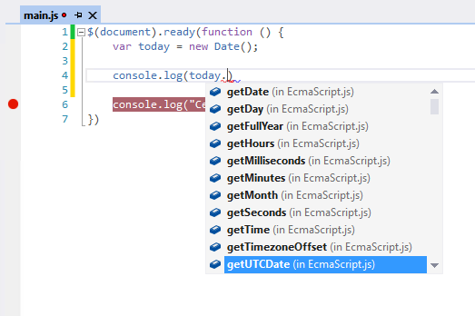 studio-js-intellisense